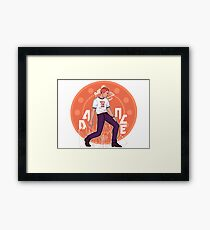 Vote for EOS Framed Print