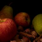 Autumn Harvest by Sue  Cullumber