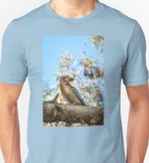 Kingfisher Blue-winged Kookaburra at Katherine Gorge, Australia T-Shirt