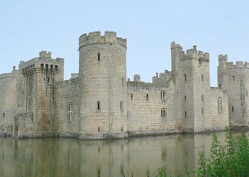 Bodium Castle by abby hughes