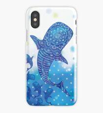 Marokintana - Whale Shark I iPhone Case