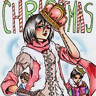 Merry -SNK- Christmas by spainhorse