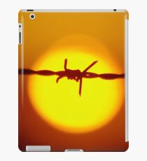 Hot wire iPad Case/Skin