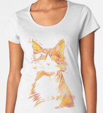 sCATtered Women's Premium T-Shirt