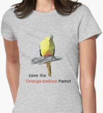 Save the Orange-bellied Parrot items (light background colours) T-Shirt