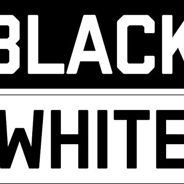 black white by kasimi