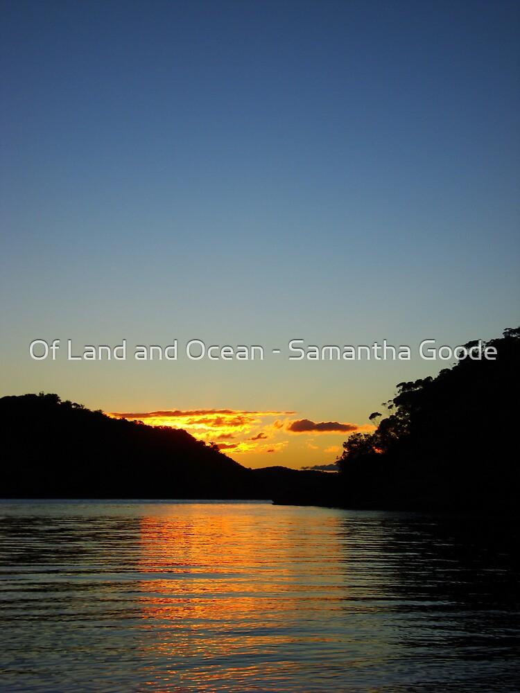 Day Closing by Of Land & Ocean - Samantha Goode