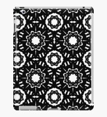 Decorative Ornamental Background. Abstract Geometric Retro Pattern iPad Case/Skin