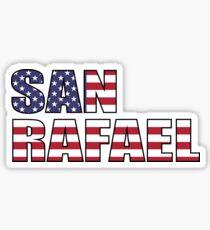 San Rafael Sticker
