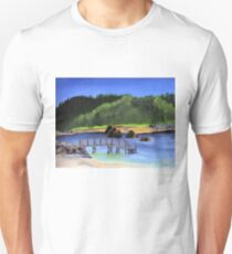 Taft Bay Lincoln City Unisex T-Shirt