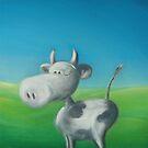 Cow Boy by Glenn McLeary