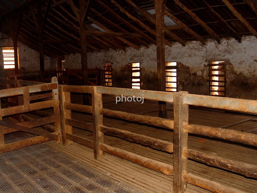 photoj S.A. Bungaree Station-Shearing Shed by photoj