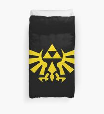 The Legend of Zelda - Triforce Duvet Cover