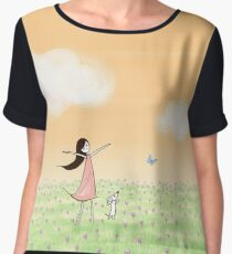Today Is A Gift Women's Chiffon Top