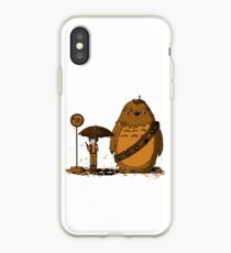 My Neighbour Chewie II iPhone Case