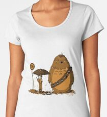 My Neighbour Chewie II Women's Premium T-Shirt