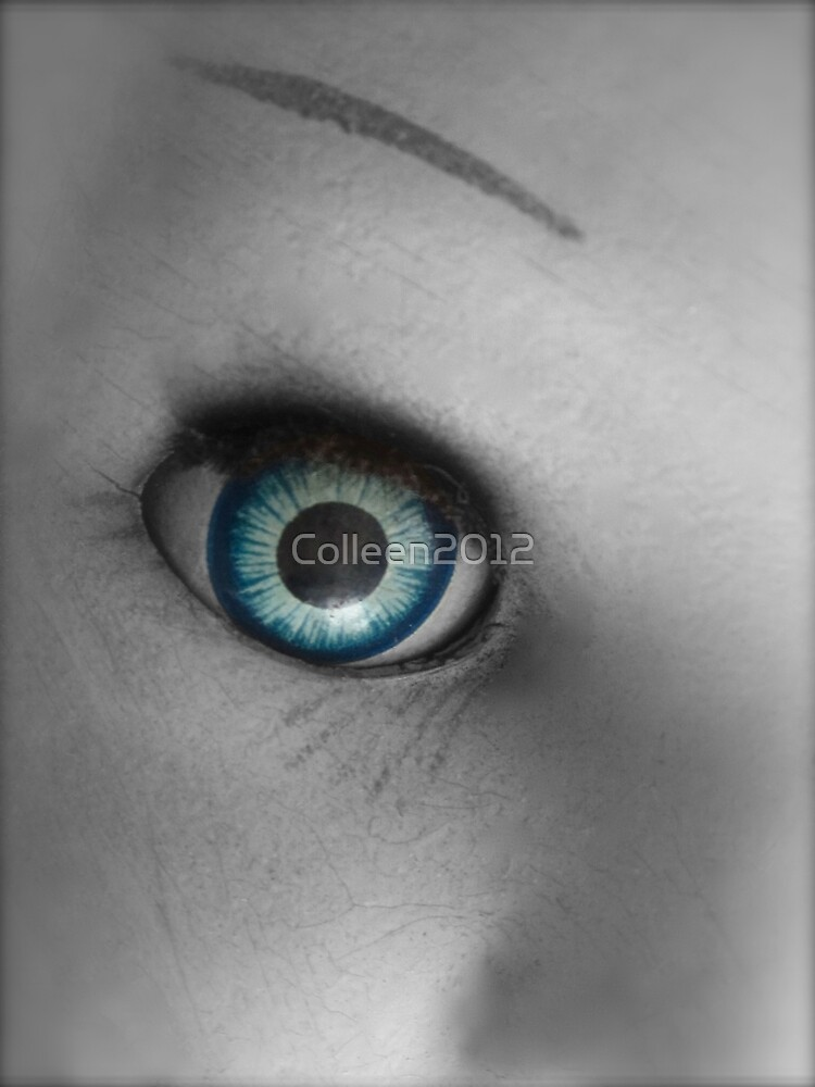 SOLD - EYE TO EYE by Colleen2012