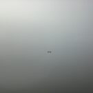 Men in a boat by KBeyer