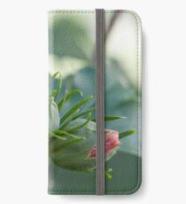 Small Buds iPhone Wallet