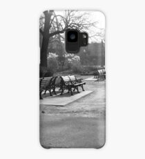Cold bench Case/Skin for Samsung Galaxy