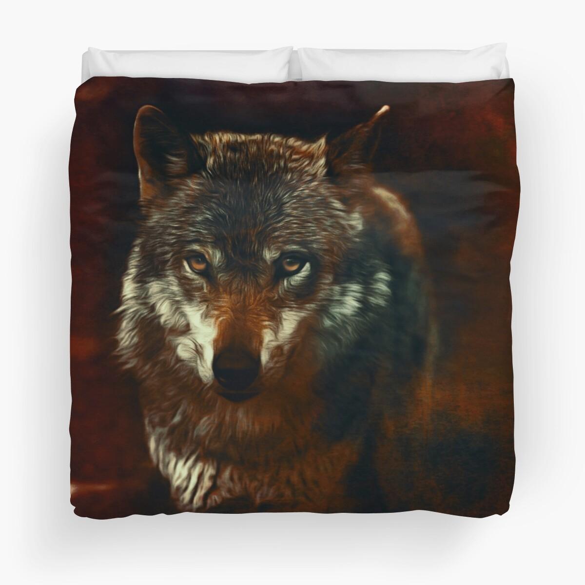 Wolf Eyes by Jo Walsh