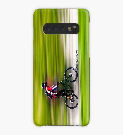 Mountain Biker Case/Skin for Samsung Galaxy