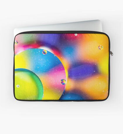 Oil & Water 6 Laptop Sleeve