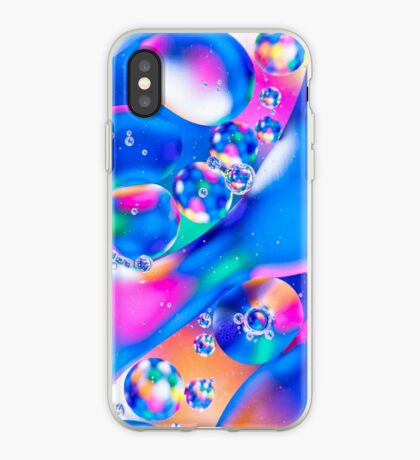 Oil & Water 5 iPhone Case