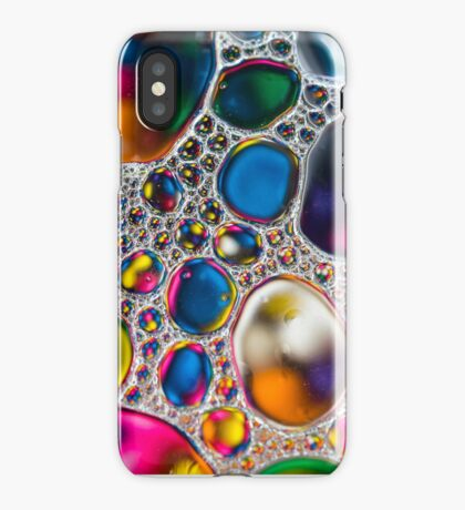 Oil & Water 4 iPhone Case