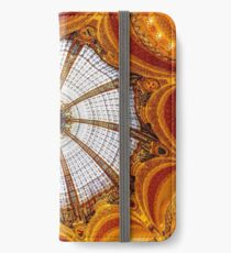 Galeries Lafayette, Paris iPhone Wallet/Case/Skin