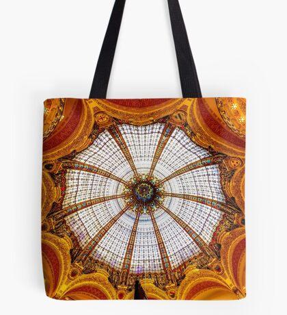 Galeries Lafayette, Paris Tote Bag