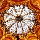 Galeries Lafayette, Paris by John Velocci