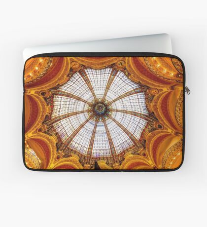 Galeries Lafayette, Paris Laptop Sleeve
