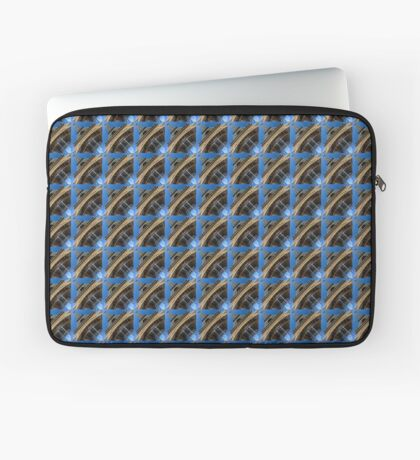Eiffel Tower 3 Laptop Sleeve