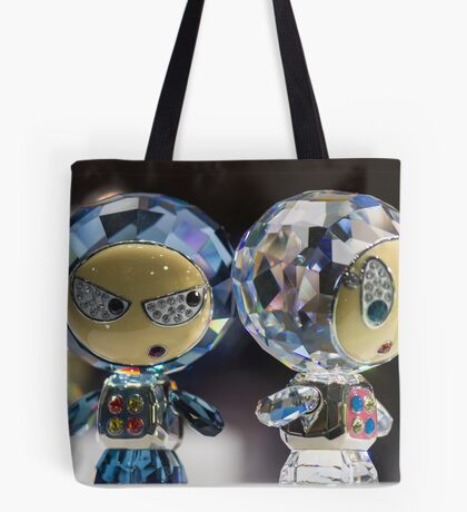 Don't Look Away From Me! Tote Bag