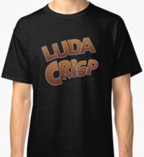 Cereal Luda Crisp funny T-shirt Classic T-Shirt