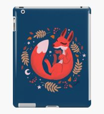 Rowan fox iPad Case/Skin