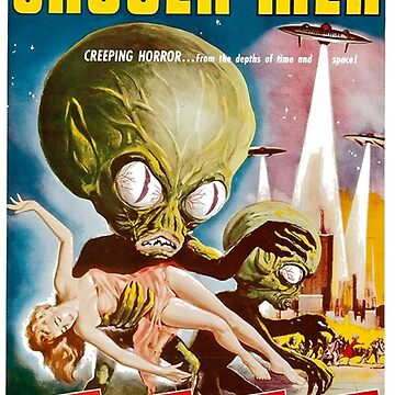 Grindhouse Lounge presents: Invasion of the Saucer-Men by heir704