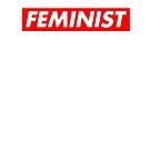 Hysterische Frau, Feministin, Feminismus, Frauenpower von futureculture