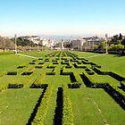 Parque Eduardo VII, Lisbon, Portugal by alanf1