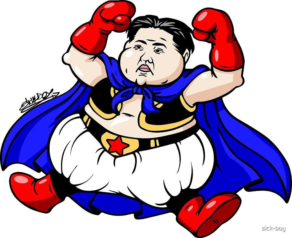 KIM JONG-BU by sick-boy