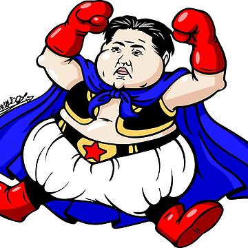 KIM JONG-BU by sick-boy