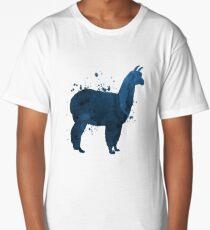 A cute llama Long T-Shirt