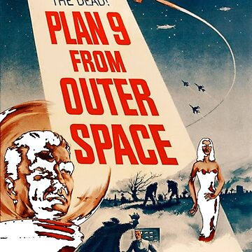 Grindhouse Lounge presents: Plan 9 From Outer Space by heir704