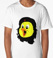 Cheepa Guevara: Revolution with a smile Long T-Shirt