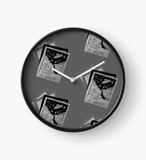 Ufo I want to leave Clock