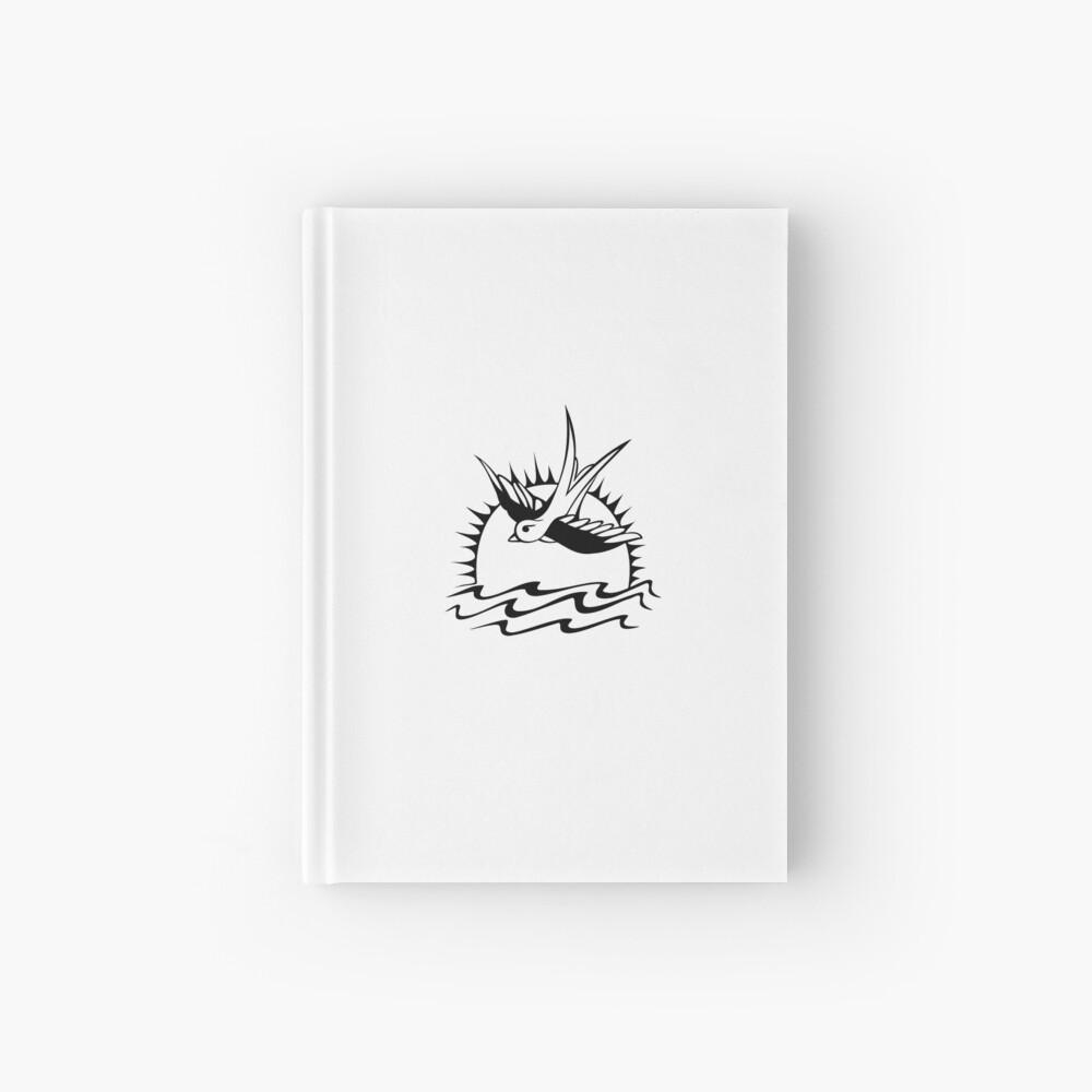 Jack Sparrows Tattoo Notizbuch