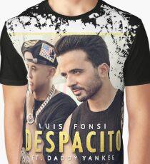 Luis Fonsi & Daddy Yankee Despacito Graphic T-Shirt