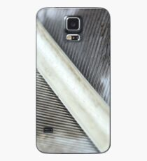 Center of a Feather Case/Skin for Samsung Galaxy