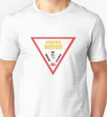 Higher Brothers Made In China Guess Parody Tee  Unisex T-Shirt